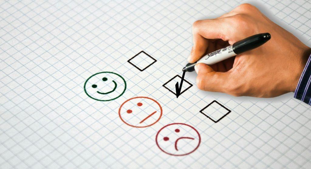 【簡単解説】NPS(ネットプロモータースコア)の計算方法や顧客満足度との違い。