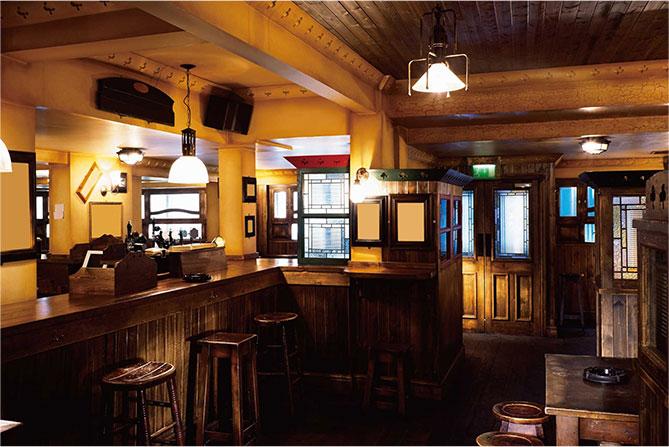Cafe&Bar運営