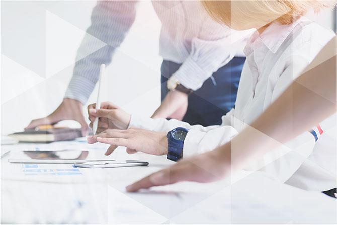 プロ目線とユーザー目線から新たな価値を創造する。