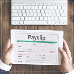 給与明細のオンライン化