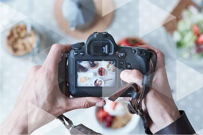 写真撮影も私たちの強みです。